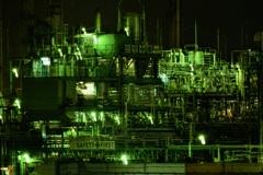 メカニカルな工場