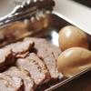煮豚と煮玉子