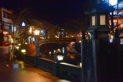 城崎にて 夜