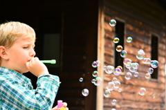 """Bubble """"Kolton"""""""