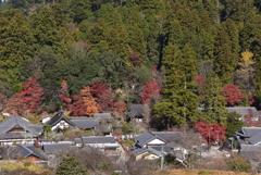 室生寺 遠望
