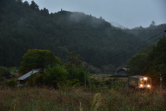 雨の名松線