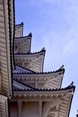 姫路城 参