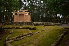 宇治山田神社 那自賣神社