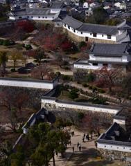 姫路城 四