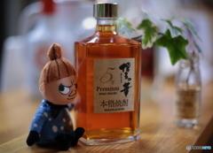 手作りの梅酒です!(^o^)!