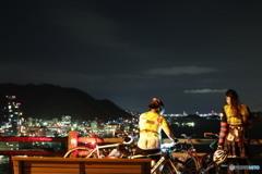 自転車ガールは スカートでした(*^^*)