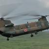 大型輸送ヘリコプター(CH-47・チヌーク)