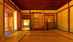 松下村塾 講義室 (萩市 松陰神社 )