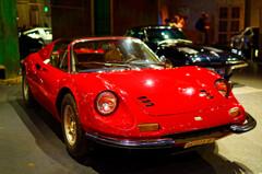 「蔵出し」 ディーノ246GTS イタリア車 (お台場 ヒストリーガレージ)