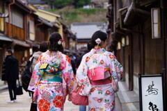 金澤女子旅冬の茶屋街