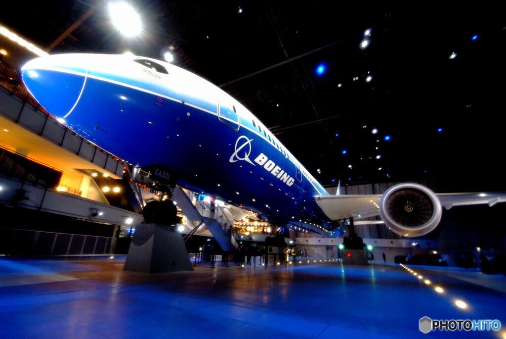 FLIGHT OF DREAMS ・787