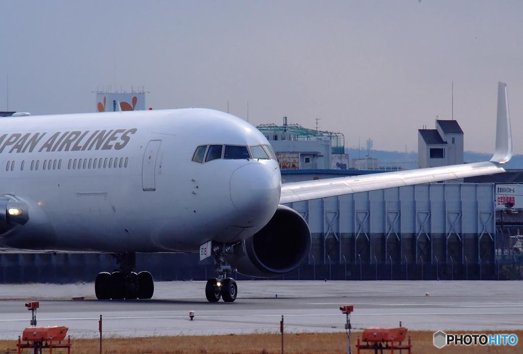 魅せられて・Boeing 767