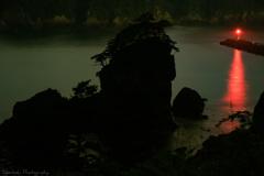 漆黒の奇岩(再調整)