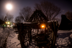 月夜と未完成な世界