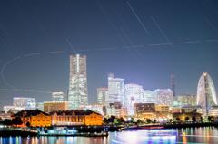 星そして横浜の輝き