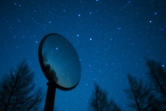 Star look like snow