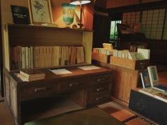 古民家の古書店