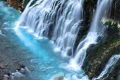 白髭の滝 ブルーリバー_3