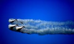 Blue Impulse 9