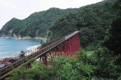 700枚目 餘部鉄橋