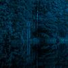 藍色の静寂