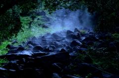 夕立の後 鍋倉渓