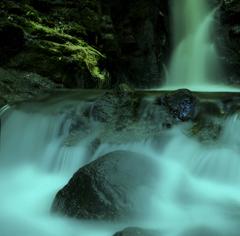 竜王の滝パノラマver