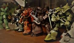 ジオン軍共和楽団。