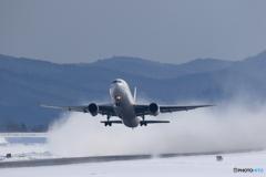 離陸767