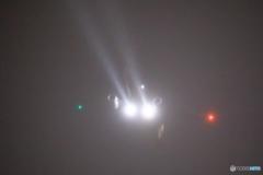 吹雪の夜のバニラ