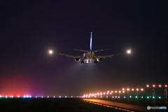 函館空港12侵入