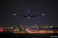 2/28夜の函館空港