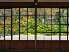 日本風景1305 庭