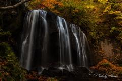 滝(達沢不動滝)
