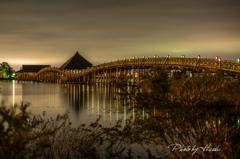 夜の舞橋3