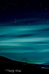 夜空のキャンバス