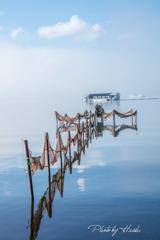 まるでウユニ湖?3