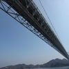 因島大橋。