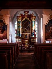 聖ゲオルグ礼拝堂 祭壇
