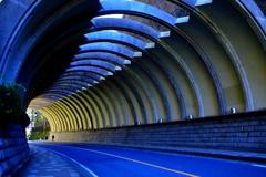 巨福呂坂洞門(こぶくろざかどうもん)トンネル