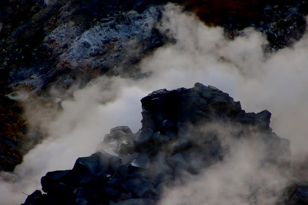 箱根 地獄谷