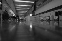 記録 緊急事態宣言 空港