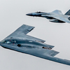 F-15 RAF lakenheath and B2