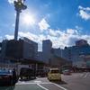 横浜駅工事中1