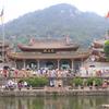 福建省アモイの南普陀寺