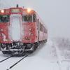 雪のキハ47 1