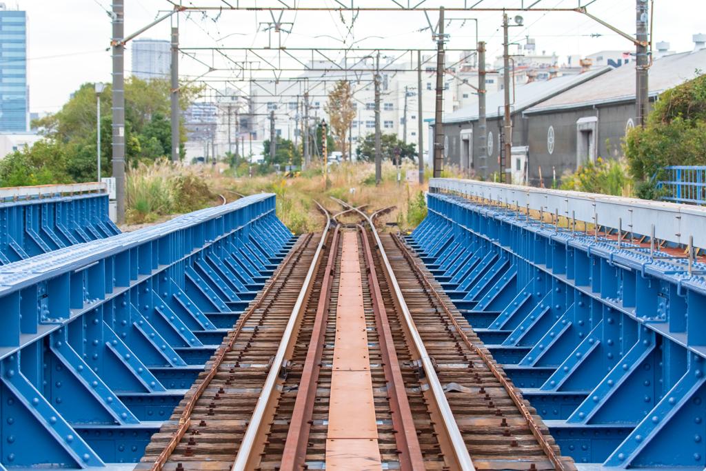 東高島駅跡2