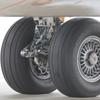 Boeing737の右足
