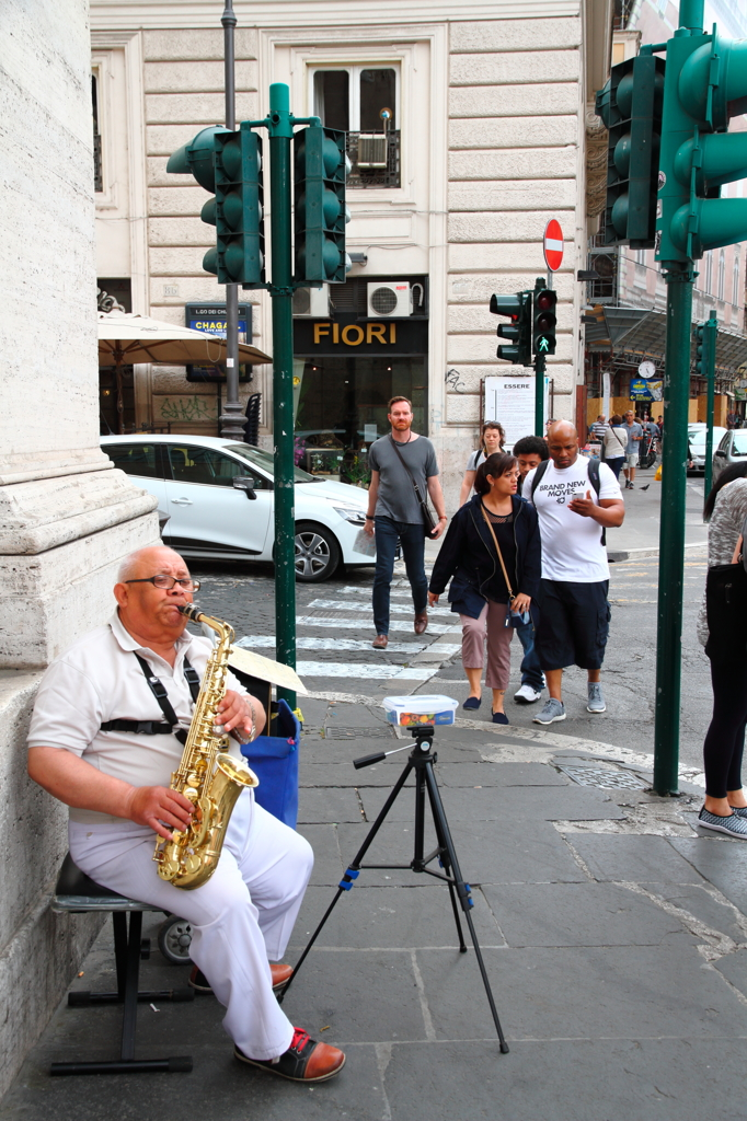 Spirit of Street prt.2 SERIESE ROMA